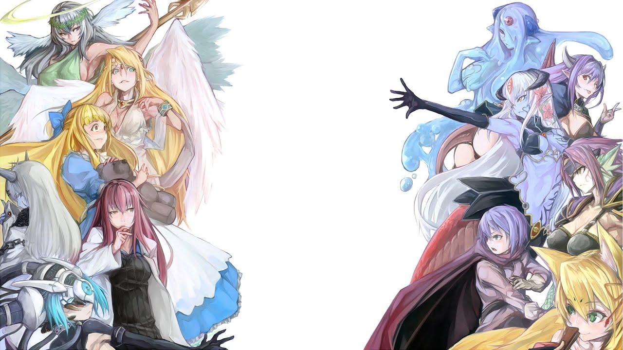 Monster girl quest anime