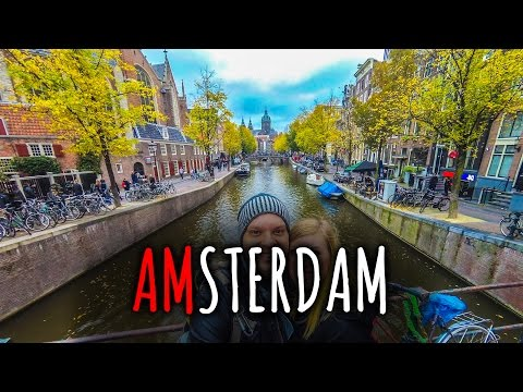 Amsterdam Trip in 5 minutes | timelapse | hyperlapse