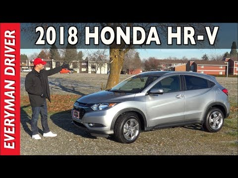 Here's the 2018 Honda HR-V Review on Everyman Driver