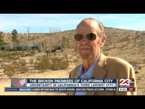 The Broken Promises of California City