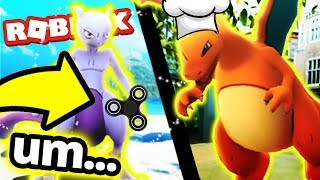 WHAT POKEMON DO IN THEIR SPARE TIME! (Roblox Story)