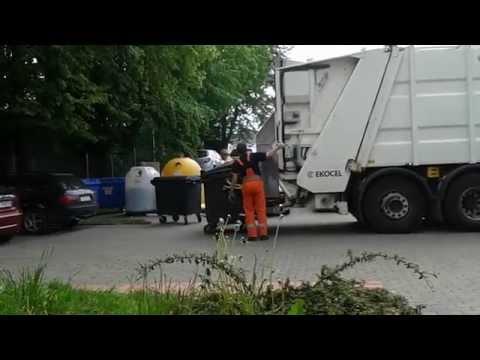 Podglądamy PGK W Koszalinie