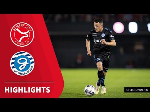 Almere City De Graafschap Goals And Highlights