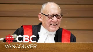 Judge who championed Vancouver community court retires