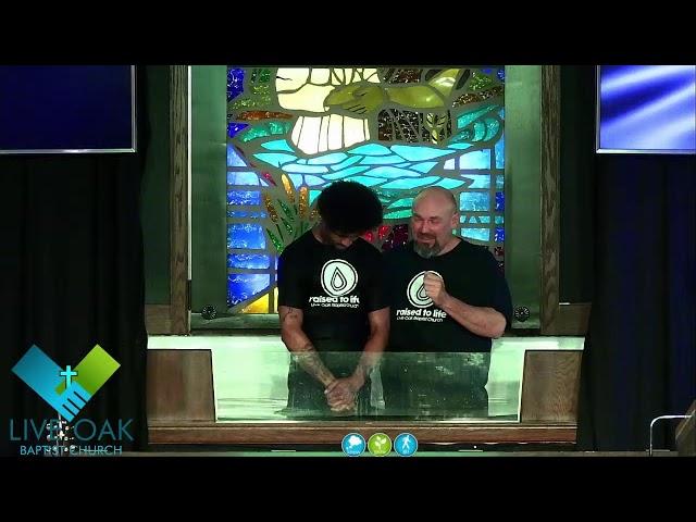 Revival   9/20/21   Live Oak Baptist Church