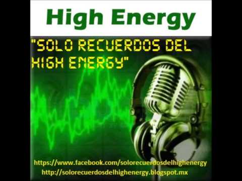 Recuerdos del High Energy MIX