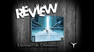Review de Las Montañas de la Locura (Juego de mesa-Español) // Juguemos: 273