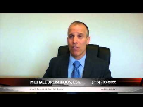 Best Personal Injury Attorney in Forest Hills NY: Michael Dreishpoon
