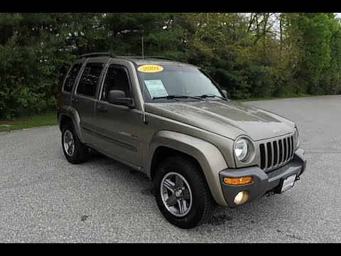 2004 jeep liberty sport rocky mountain edition 4x4 18370b. Black Bedroom Furniture Sets. Home Design Ideas