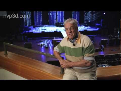 Interview of Claude Nobs, Montreux Jazz Festival 2012, 2D version