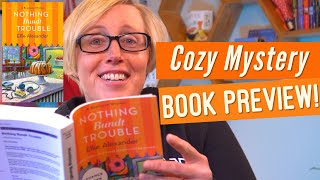 Cozy Mystery Book Preview - Nothing Bundt Trouble
