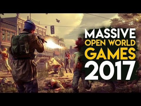 open world games