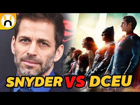 DC President Says Zack Snyder Clashed with their Vision