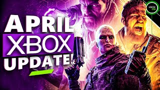 Xbox Update April 2021 | New Xbox Games, Electric Volt Controller + MORE