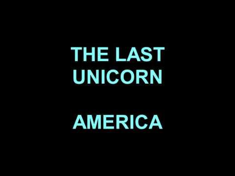 THE LAST UNICORN - 1982 AMERICA - SOUNDTRACK