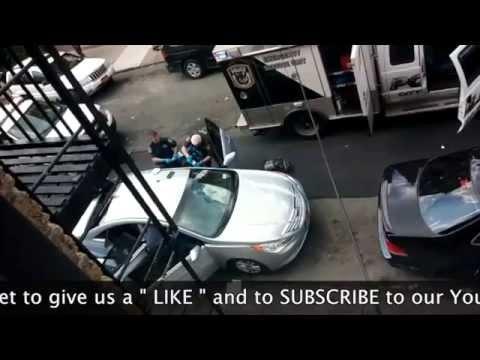 Shooting in Yonkers in plain daylight