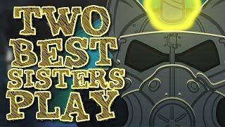 Two Best Sisters Play - Fallout 4 смотреть онлайн в хорошем качестве бесплатно - VIDEOOO