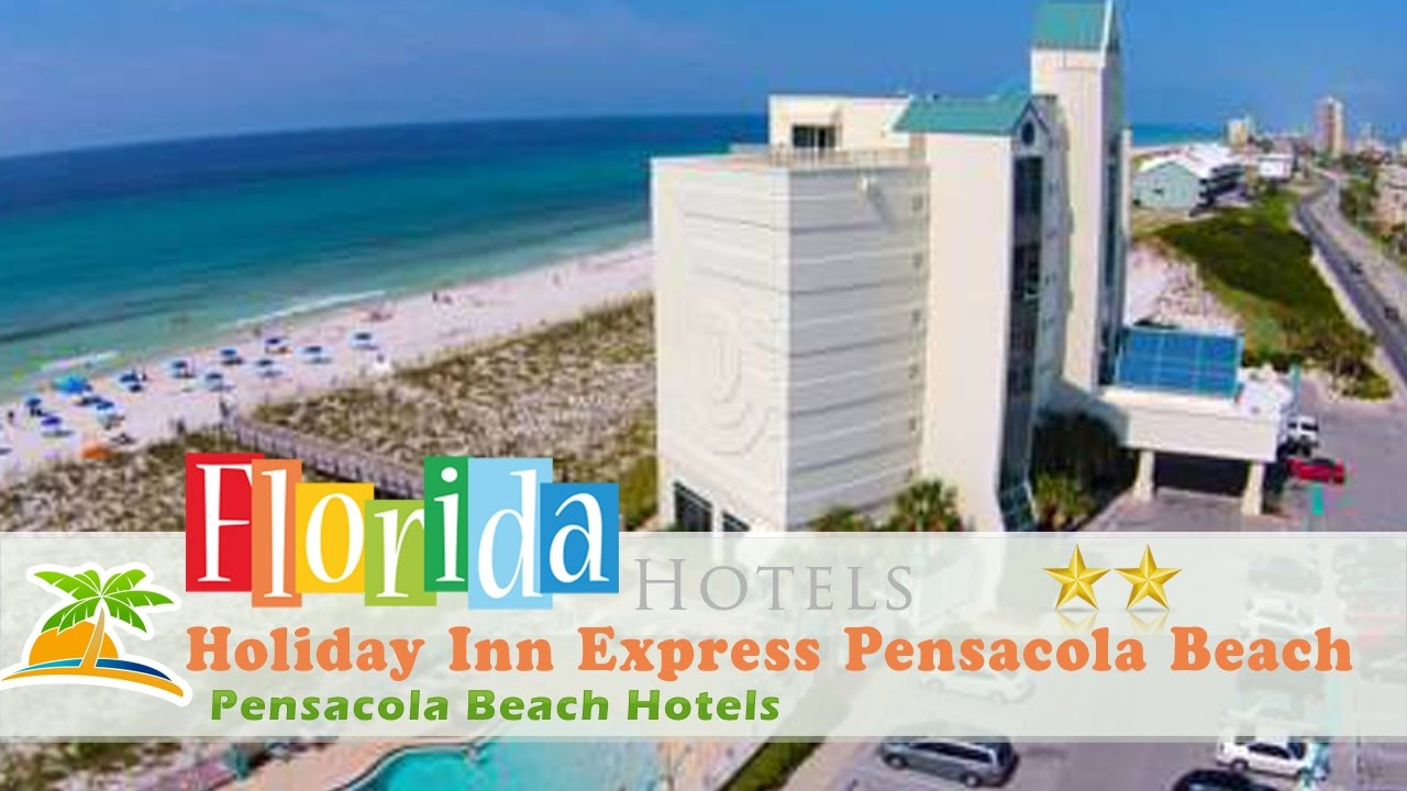 holiday inn express pensacola beach pensacola beach. Black Bedroom Furniture Sets. Home Design Ideas