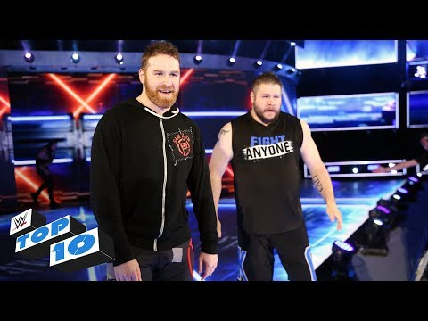 Top 10 SmackDown LIVE moments: WWE Top 10, February 13, 2018