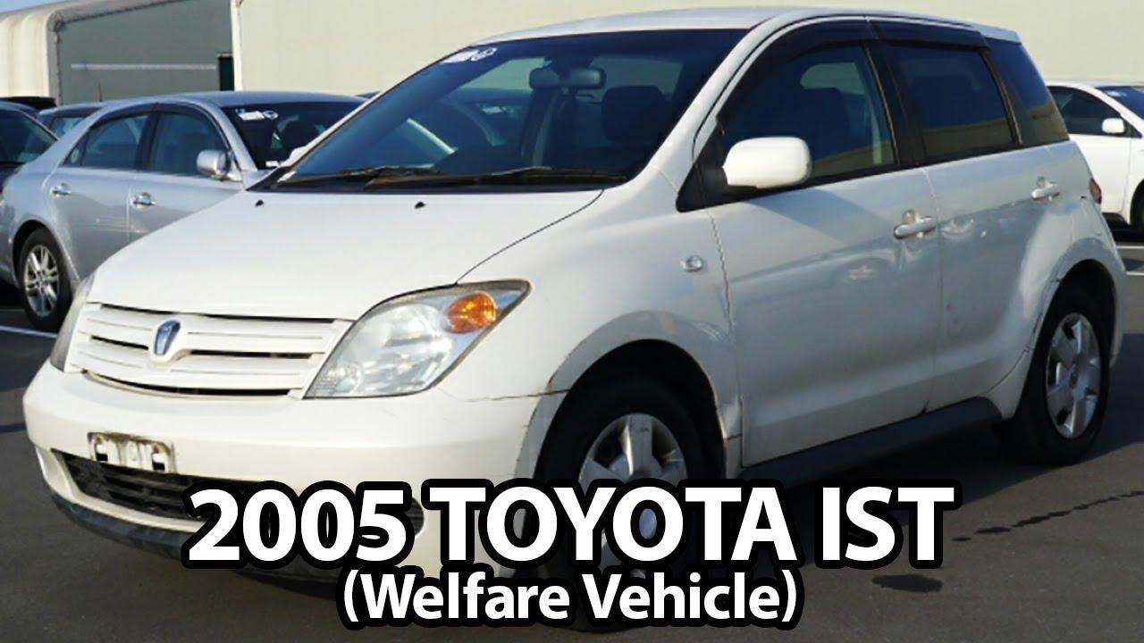 Kelebihan Toyota Ist 2005 Harga