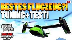 ✈️🛠Bestes Flugzeug Vom Update AVENGER?! Tuning + Test!🛠✈️ [GTA 5 Online Doomsday Heist Update DLC]