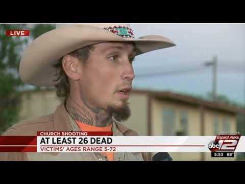 Texas Church Shooting & Gun Control