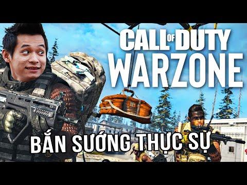 (Call Of Duty: Warzone) Mixigaming lần đầu chơi COD Warzone và 2 cái Top 1 đầu tiên.