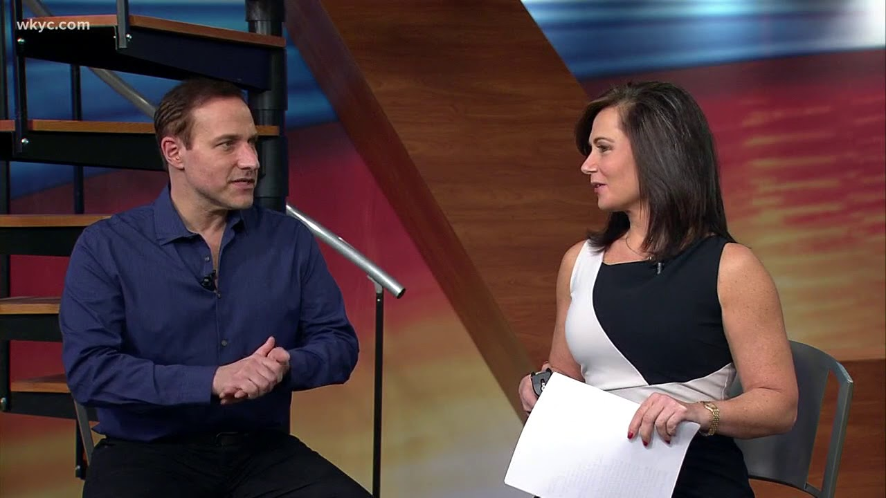 Cleveland-native Jim Brickman previews new song, holiday tour - YouTube