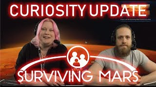 Surviving Mars: Curiosity - New Features!