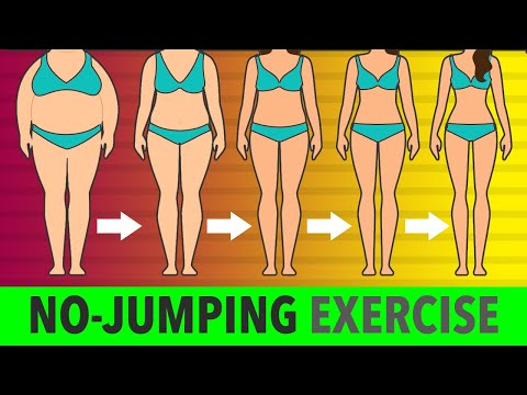 9 Best No-Jumping (Low Impact) Exercises To Lose Weight