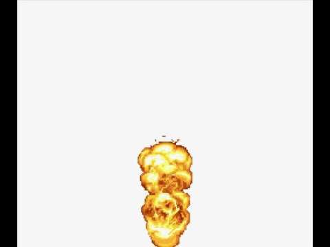 Explosion Sprite Test Youtube