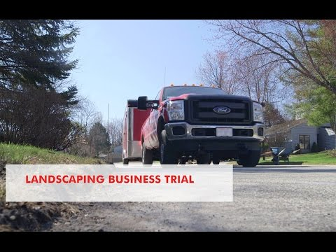Real World Testing for Shell ROTELLA® - Landscaping Trial