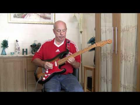 Runaway-John Mason guitarist from Treherbert Rhondda,South Wales.mp4