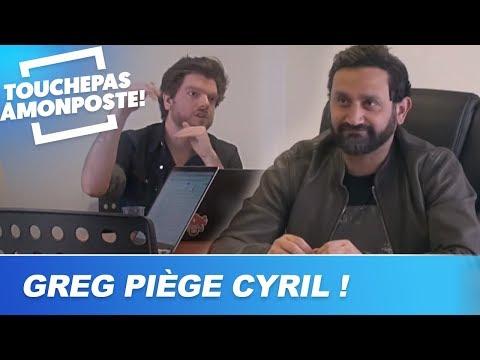 Greg Guillotin piège Cyril Hanouna - Partie 2