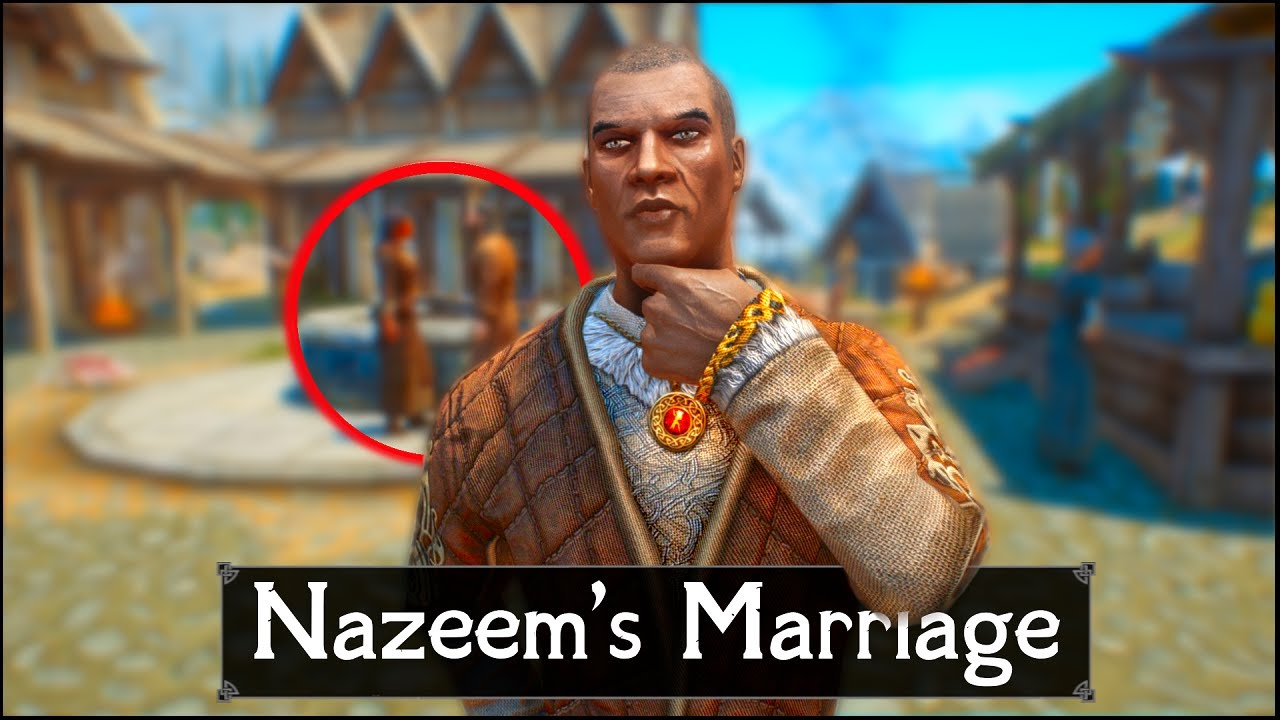 Was Nazeem Being Cheated On? Skyrim's Strangest Couple Investigated thumbnail