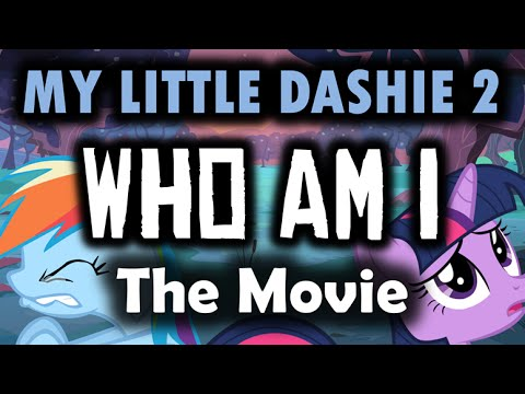 My Little Dashie 2: Who Am I │ The Movie │Animated Reading