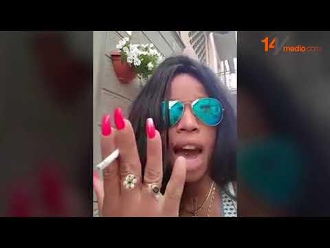 El video de esta cubana exigiendo que no le pidan m�s recargas para Etecsa se hace viral