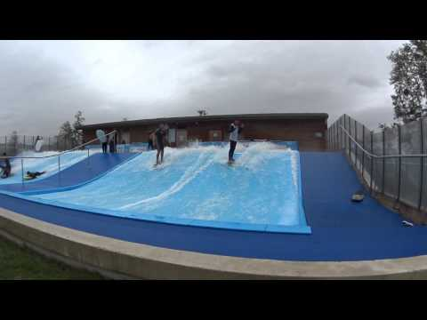 2015.08.25 Surfing Cergy-Pontoise - Vague a Surf (Base de Loisirs) - Day 65