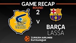Highlights: Herbalife Gran Canaria - FC Barcelona