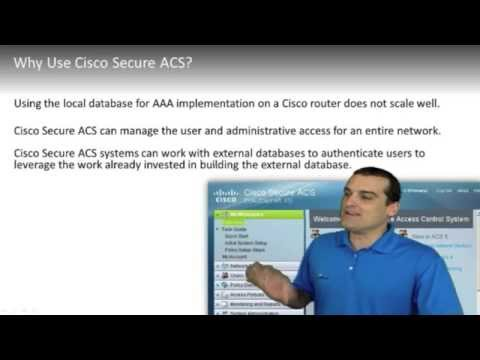 An Overview of Cisco ACS
