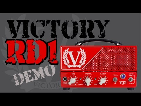 Victory Amplifiers RD1 - Rob Chapman Signature Amp