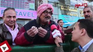 التحرير على واحدة ونص.. «الصاجات» أحدث طرق الاحتفال في 25 يناير (اتفرج)