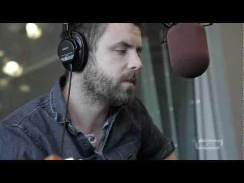 WGBH Music: Mick Flannery live on Boston Public Radio