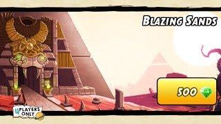 Temple Run 2   Unlock BLAZING SANDS Map! By Imangi