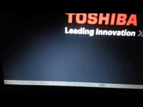 Toshiba A210 Bios Password - How Reset?