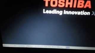 toshiba a210 bios password how reset