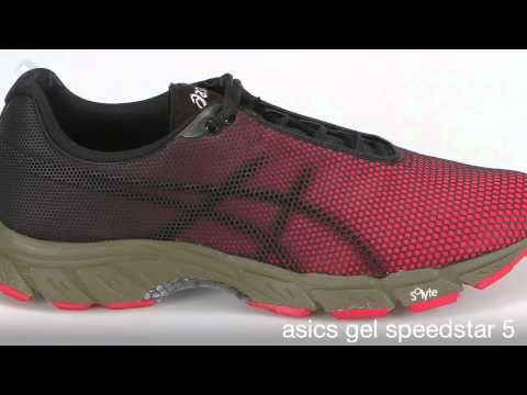 Herbst Schuhe helle n Farbe am besten geliebt Asics mens Gel Speedstar 5 - YouTube