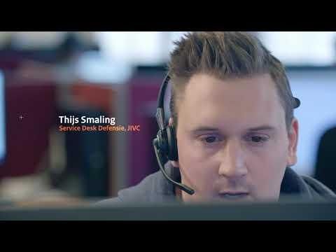 JIVC: Hét IT-bedrijf Van Defensie