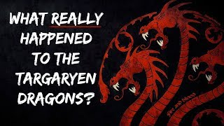 What happened to the dragons? | ASOIAF | The 1st time the dragons went extinct Explained