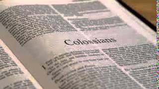 Colossians 4 - New International Version NIV Dramatized Audio Bible